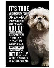 Shih Tzu I'm Really There  11x17 Poster front