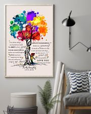 LGBT - To My Daughter 11x17 Poster lifestyle-poster-1