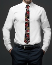 Red Drums Tie  Tie aos-tie-lifestyle-front-01