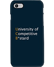 University of Competitive Bstard Phone Case thumbnail