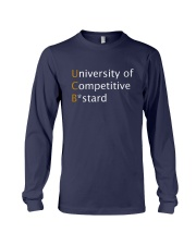 University of Competitive Bstard Long Sleeve Tee thumbnail