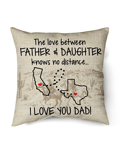 LOVE BETWEEN FATHER AND DAUGHTER TEXAS CALIFORNIA