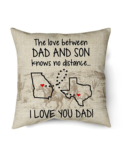 DAD AND SON TEXAS GEORGIA