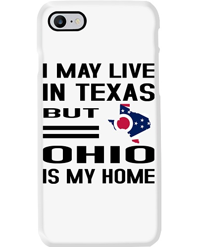 I LIVE IN TEXAS BUT OHIO IS MY HOME