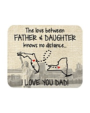 LOVE BETWEEN FATHER AND DAUGHTER NEW YORK FLORIDA Mousepad thumbnail