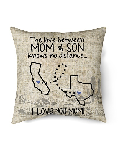 MOM AND SON TEXAS CALIFORNIA