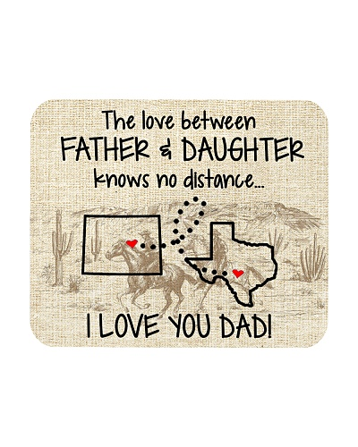 LOVE BETWEEN FATHER AND DAUGHTER TEXAS COLORADO