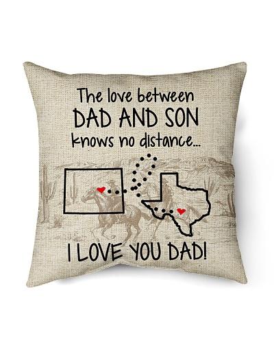 DAD AND SON TEXAS COLORADO