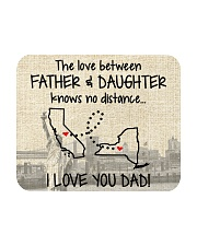 LOVE BETWEEN FATHER AND DAUGHTER NEW YORK CALI  Mousepad thumbnail