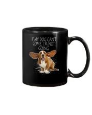 Basset Hound Not Going 120318 Mug thumbnail
