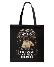 English Mastiff Forever 090318 Tote Bag tile