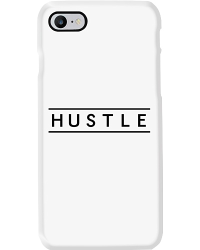 Hustle iPhone-Samsung Mobile Case