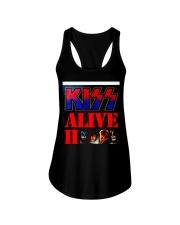 KISS ALIVE II ALBUM COVER Ladies Flowy Tank thumbnail