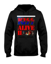 KISS ALIVE II ALBUM COVER Hooded Sweatshirt thumbnail