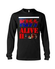 KISS ALIVE II ALBUM COVER Long Sleeve Tee thumbnail