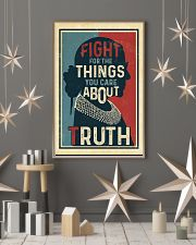 Fight for the things you care about truth 11x17 Poster lifestyle-holiday-poster-1