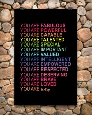 You are 11x17 Poster aos-poster-portrait-11x17-lifestyle-15