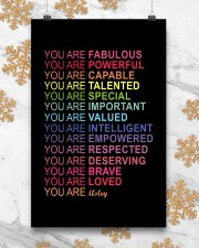 You are 11x17 Poster aos-poster-portrait-11x17-lifestyle-25