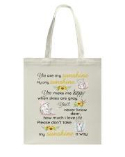 Cat - My sunshine Tote Bag thumbnail
