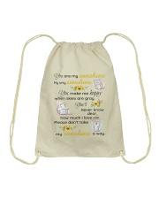 Cat - My sunshine Drawstring Bag thumbnail