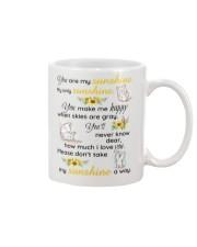 Cat - My sunshine Mug thumbnail