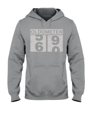 Oldometer 60 Hooded Sweatshirt tile