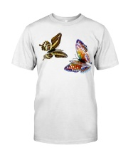 I Love My Butterfly T-Shirt Classic T-Shirt tile