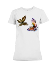 I Love My Butterfly T-Shirt Premium Fit Ladies Tee thumbnail