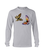I Love My Butterfly T-Shirt Long Sleeve Tee thumbnail