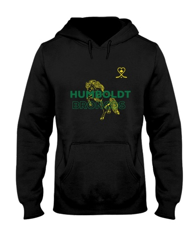 Official Humboldt Broncos Strong Shirt Hoodie  4d8c36ad964b