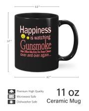 Happiness Is Watching Gunsmoke Mug Mug ceramic-mug-lifestyle-62
