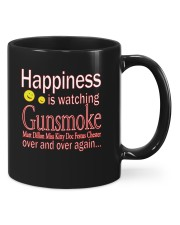 Happiness Is Watching Gunsmoke Mug Mug front