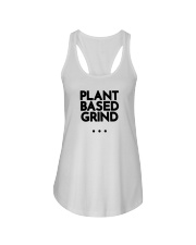 Plant Based Grind Ladies Flowy Tank thumbnail