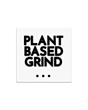 Plant Based Grind Square Magnet thumbnail