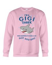 Gigi Shark - Special Edition Crewneck Sweatshirt thumbnail