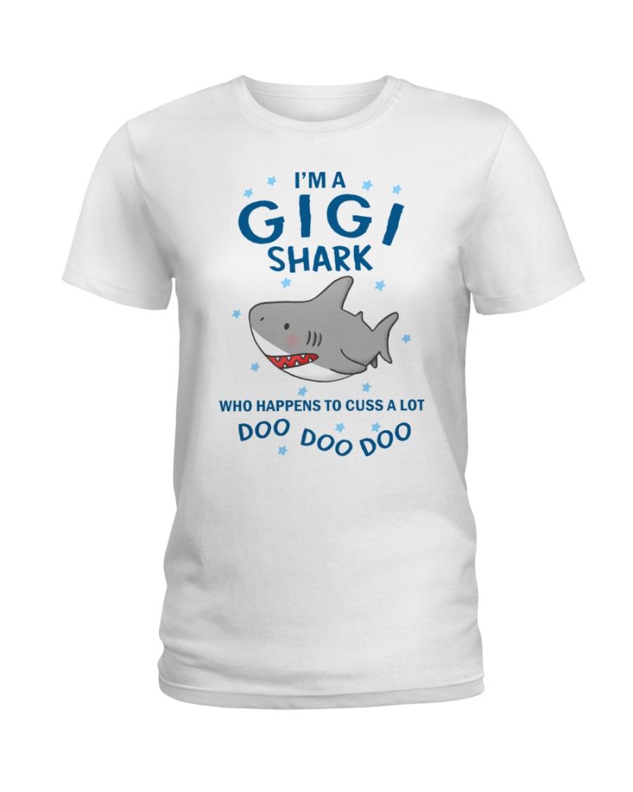 Gigi Shark - Special Edition Ladies T-Shirt