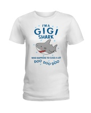 Gigi Shark - Special Edition Ladies T-Shirt front