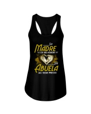 MADRE ABUELA Ladies Flowy Tank thumbnail