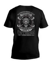 Oktober V-Neck T-Shirt thumbnail