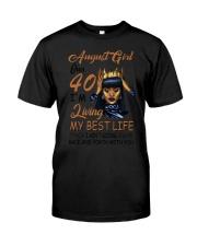 august Classic T-Shirt thumbnail