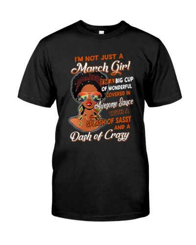 March Girl - Limited Edition
