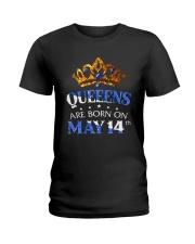 MAY QUEEN Ladies T-Shirt thumbnail