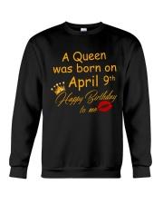 April 9th Crewneck Sweatshirt thumbnail