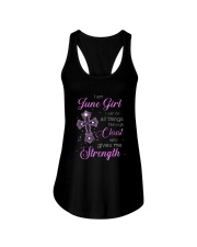 June Girl - Special Edition Ladies Flowy Tank thumbnail