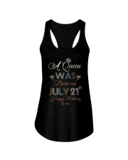 July 21st Ladies Flowy Tank thumbnail