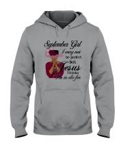 September Girl - Limited Edition Hooded Sweatshirt thumbnail