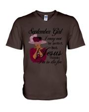 September Girl - Limited Edition V-Neck T-Shirt thumbnail