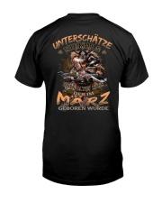 Marz Classic T-Shirt back