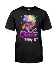 May 5th Classic T-Shirt front