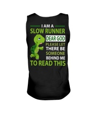 Special Edition- SLOW RUNNER Unisex Tank tile